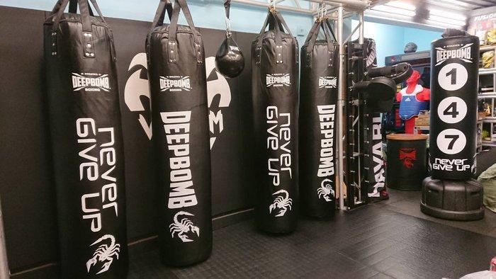 [古川小夫]頂級專業拳擊沙包沙袋DEEPBOMB專業健身房必備~泰拳沙包~頂級沙包175cm-70kg~專業填充