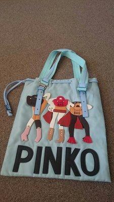 pinko 背包 tote 40*35 coach  maxmara 預售