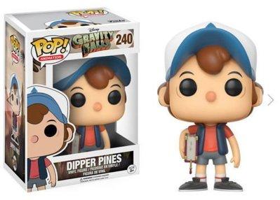 惠美玩品 歐美系列 Funko POP! 240 公仔 1806 怪誕小鎮 DIPPER PINES