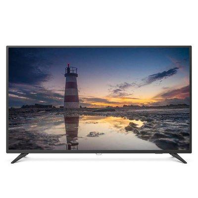 免運費+基本安裝 飛利浦 PHILIPS  65吋 4K HDR智慧連網 電視/顯示器+視訊盒 65PUH6193