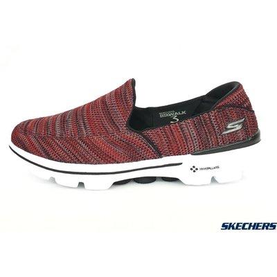 【昇活運動用品館】Skechers GO Walk3 健走鞋 懶人鞋 54047 RDBK 活動價1820元