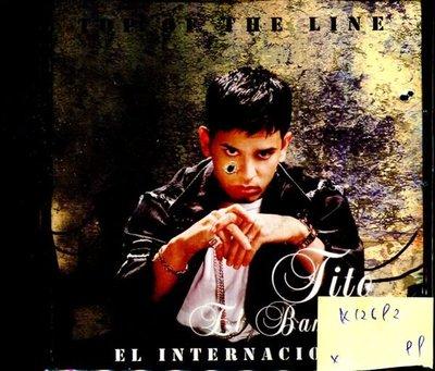 *真音樂* TITO EL BAMBINO / TOP OF THE LINE 二手 K12692 (封面底破) (下標賣)