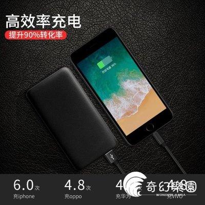 行動電源-超薄便攜大容量vivo華為oppo蘋果小米安卓typec手機通用多接口行動電源-
