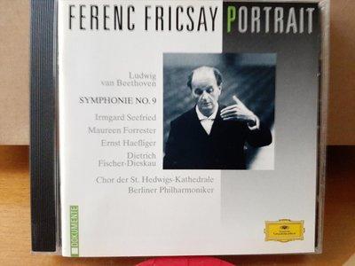 Fricsay,Berliner Phi,Beethoven-Sym No.9弗雷賽指揮柏林愛樂等,演繹貝多芬-第9號交響曲