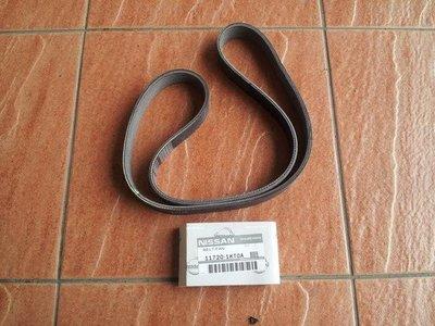 MARCH 1.5 12- 7PK1125 整體皮帶.發電機皮帶.方向機皮帶.冷氣皮帶 正廠