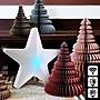 【18Park 】趣味造景 Star shape lights on...