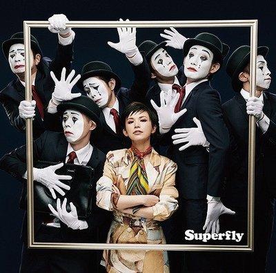 代訂 BD附 Superfly 越智志帆 單曲 Ambitious 初回限定盤 CD+Blu-ray 日版