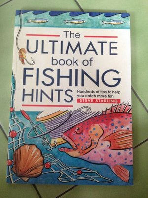 (標即結)Steve Starling-The Ultimate Book of Fishing Hints釣魚密技全書