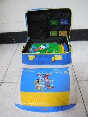 寰宇迪士尼美語 Mickey LeapPad (新款圓弧型)米奇互動學習有聲電子書 fun and games 寰宇家庭