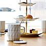 SEYES zakka北歐法式超美幾何紋馬克杯/咖啡杯/情侶杯(附蓋附勺)