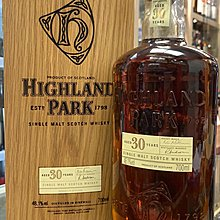 Highland Park 30 Year Old (70cl, 45.7%)