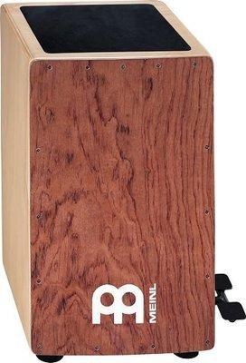 [魔立樂器] 木箱鼓: Meinl 木箱鼓 CAJ100 30th周年紀念版 踏板可切換 附原廠厚袋 6期零利率