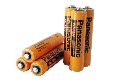 ✿國際電通✿【3組6顆免郵下標區】Panasonic 國際牌原廠4號充電 電池 HHR-4MRT HHR-55AAAB