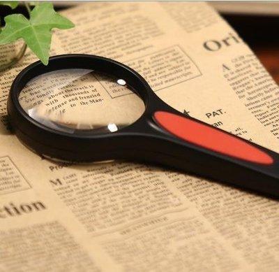 【蘑菇小隊】放大鏡VIXEN威信光學日本進口手持放大鏡老人閱讀高清高倍60老年專賣維多-MG77810