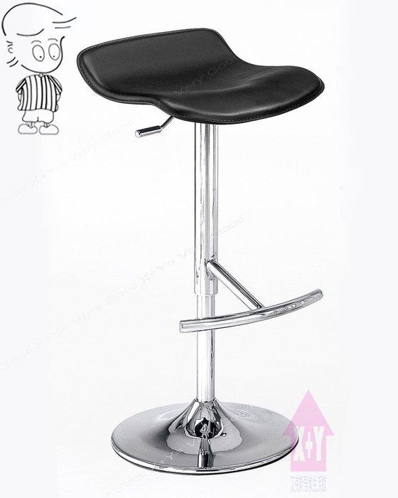 【X+Y時尚精品傢俱】現代吧檯椅系列-凱迪 吧台椅(黑色).坐墊高級馬鞍皮.摩登家具