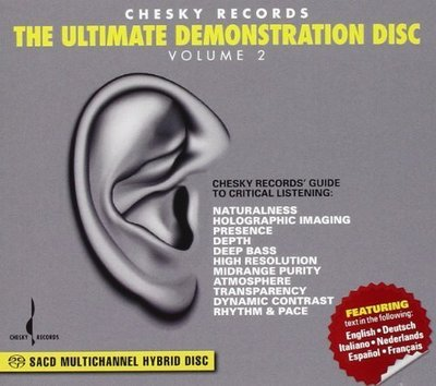 【SACD】終極音響測試天尊(續篇) Ultimate Demonstration Disc ----SACD343