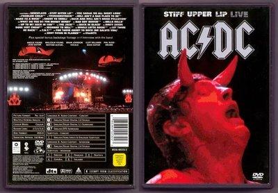 AC/DC - Stiff Upper Lip Live (DVD)@XI31227