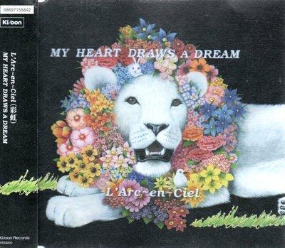 彩虹樂團 My Heart Draws A Dream 單曲 附側標 580500000959 再生工場02