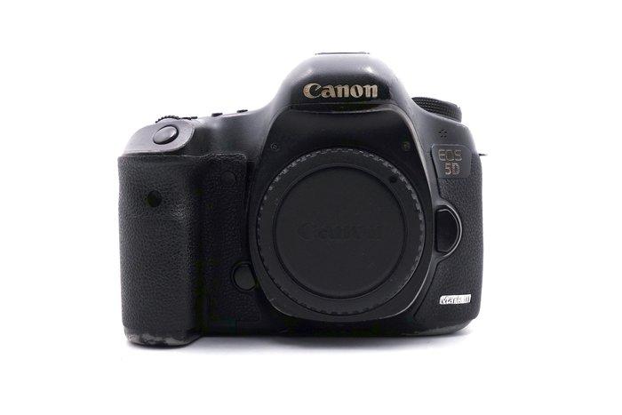 【台中青蘋果】Canon EOS 5D Mark III 5D3 單機身 二手 全片幅 單眼相機 #21605