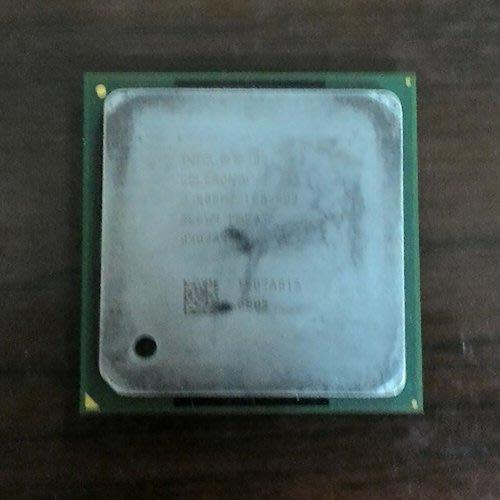 [蓋瑞a店] Intel Celeron 2.4GHZ /128 / 400