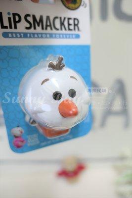 【Sunny Buy寶貝館】◎預購◎迪士尼 Tsum Tsum Lip Smacker護唇膏 雪寶