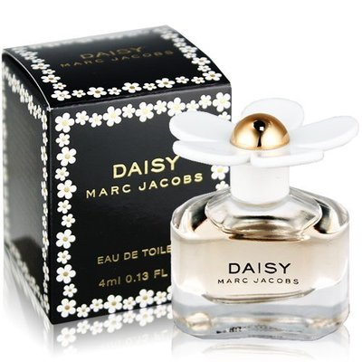 Marc Jacobs Daisy 小雛菊女性淡香水迷你小香 4ML✪棉花糖美妝香水✪