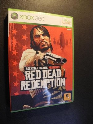 Red Dead Redemption 碧血狂殺 │XBOX 360│編號:G3