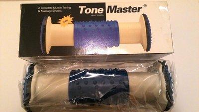 庫存  外銷產品 Tone Master 按摩棒 瑜伽健身棒 按摩滾輪 肩頸腰腿部按摩器