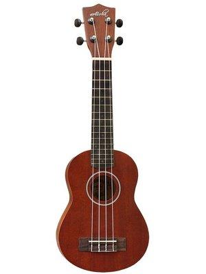 【名人樂器全館免運】Aloha UK-300A 21吋 全桃花心木 烏克麗麗 附琴袋