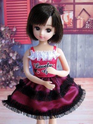愛卡的玩具屋 ㊣莉卡娃娃 Licca 配件 小禮服4