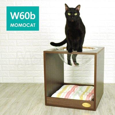 訂做✪W60b太空貓箱(加大)✪手工木作 太空碗 太空艙 太空罩 貓箱 貓屋 木箱 貓鍋 貓窩【MOMOCAT摸摸貓】