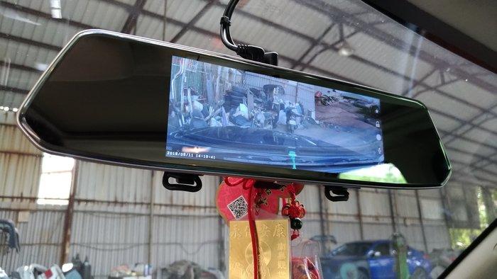 [樂克影音] 佳士途 RS11 7吋星光夜視後視鏡行車紀錄器   台灣授權公司貨