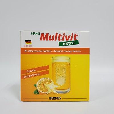 愛美仕綜合B群發泡錠 熱帶水果口味(無糖) 德國製造