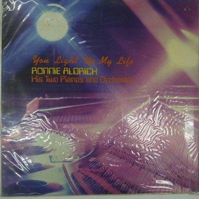 合友唱片 ANNIE ALDRICH - YOU LIGHT UP MY LIFE (1977) 黑膠 LP 面交 自取