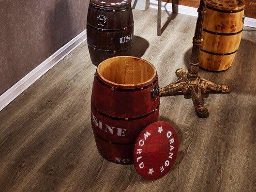 FA-490-3木桶收納椅凳/造型椅/新竹以北/家具/系統家具/沙發/餐桌/茶几/超低價/高品質/1元起