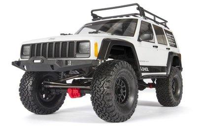 創億RC Axial AX90046 SCX10 2000 II Jeep Cherokee 1/10電動攀岩車 KIT
