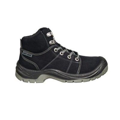 【含稅】公司貨FUNET代理 DESERT-117中統運動式安全鞋(黑色)休閒鞋 防砸耐磨 防滑 工地鞋 鋼頭鞋