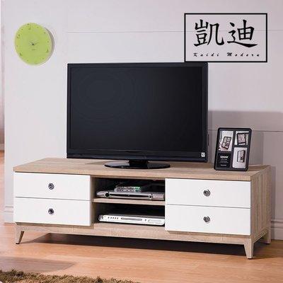 【凱迪家具】F13-198-4 金美5尺電視櫃 / 大雙北市區滿五千元免運費