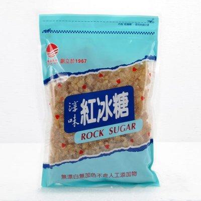 阿邦小舖 達益食品 紅冰糖2kg包 粗狀
