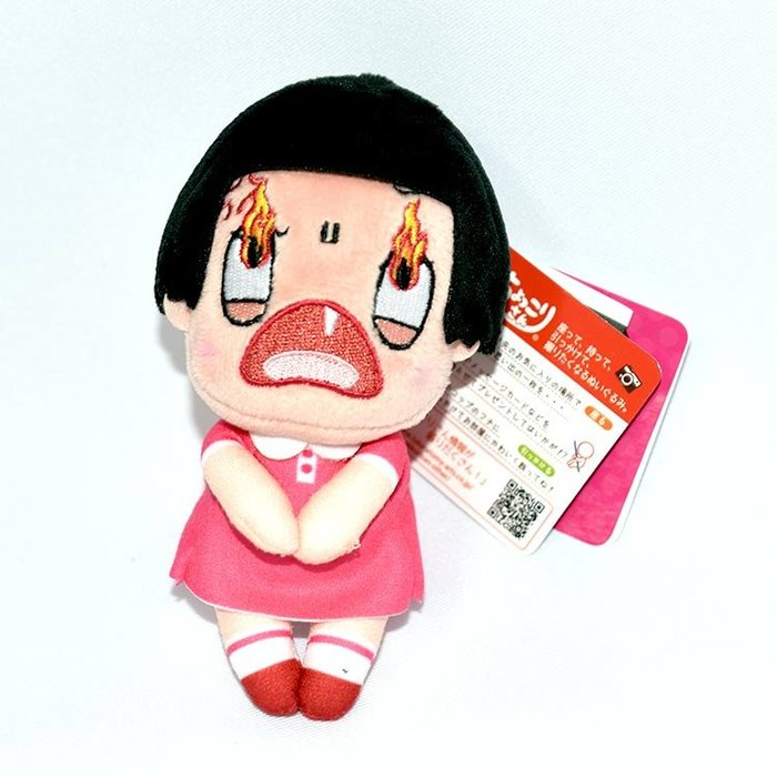 NHK 生氣的智子醬 チコちゃん 玩偶 擺飾 杯緣子 TAKARA TOMY ARTS日本正版品