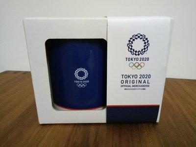 天使熊雜貨小舖~日本帶回TOKYO 2020東京奧運美濃燒馬克杯 300ml 限量版  日本製  全新現貨