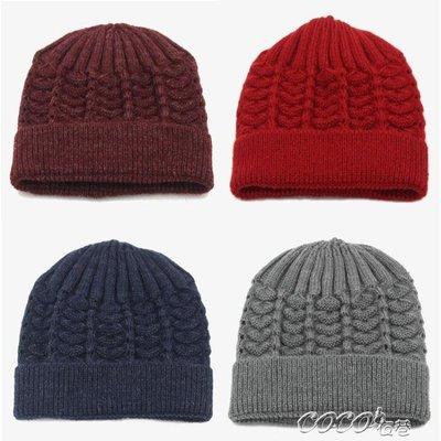 頭巾帽 中老年人帽子男薄款針織帽老人單層睡帽媽媽羊毛毛線帽奶奶帽