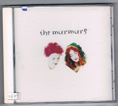 [鑫隆音樂]西洋CD-The Murmurs:Murmurs { MCAD-11086 }全新/免競標