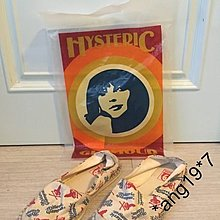 Hysteric Glamour Logo Leisure shoes HG Rivieras