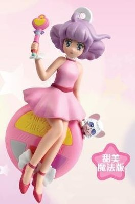 全新 我係 小忌廉 甜美魔法版 八達通 配飾 Magical Angel Creamy Mami  Magic Wand Octopus Ornament 1個