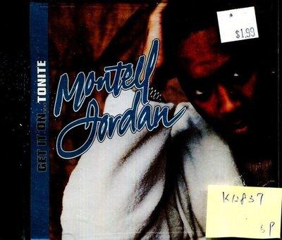 *真音樂* MONTELL JORDAN / GET IT ON 全新 K12837