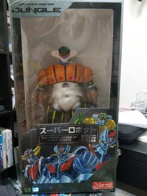 MARMIT 超級機器人烈傳 JEEG 鋼鐵吉克 磁力鐵甲人 鋼鐵神吉克