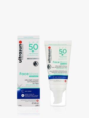 瑞士 ULTRASUN  Mineral Sun Cream SPF 50 40ml (物理防曬, 高UV,紅外線防護)