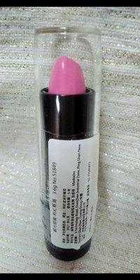 wet n wild 緞光唇膏 3.6g (E518D 粉紅新潮) 效期:2022/4。製造:2017。年限:5年。