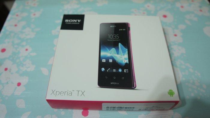 SONY XPERIA TX 盒裝